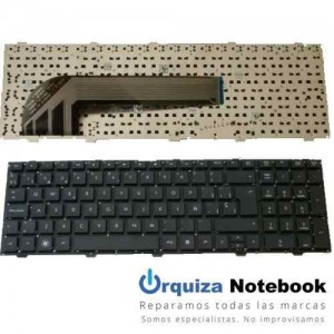 Teclado Hp Probook 4540s 4540 Sp Black - No Frame 676504-161